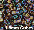 Toho Cubes 1.5 mm