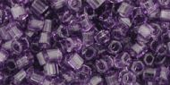 TH-08-0019 Transparent Sugar Plum Hex 8/0 Toho