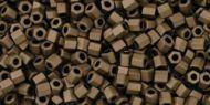 TH-11-0702 Matte-Color Dark Copper Hex 11/0 Toho