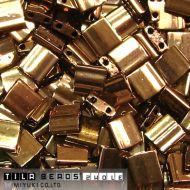 TL-0457 Metallic Dark Bronze (like DB0022) Tila Miyuki