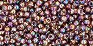 TR-11-0177 Trans-Rainbow Smoky Topaz 11/0 Toho