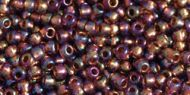 TR-11-1809 Copper-Lined Rainbow Light Amethyst 11/0 Toho