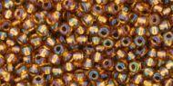 TR-11-1853 Trans-Rainbow Honey Comb 11/0 Toho