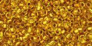 TR-11-0745 Copper-Lined Marigold 11/0 Toho