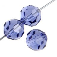PR04 Tanzanite 4 mm Round Preciosa