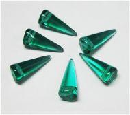 SPK17-50710 Teal Spikes 7x17 mm
