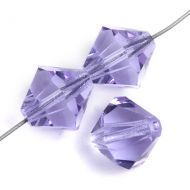 PB12 Violet 12 mm Bicone Preciosa