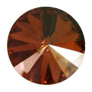 1122 Crystal Copper Rivoli 14 mm Swarovski
