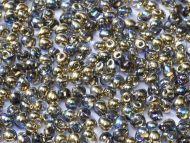 DP-00030/98536 Crystal Rainbow Gold Drop Miyuki