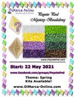 * Peyote Pod Beadalong Kit * - May 2021 Spring Pod
