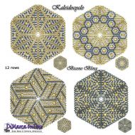 Tutorial Bicone Bling Kaleidocycle incl. Basic Tutorial (download link per e-mail)