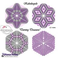 Tutorial Turning Treasures by Akke Sieraden Kaleidocycle incl. Basic Tutorial (download link per e-mail)