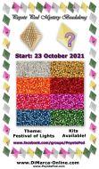 * Peyote Pod Beadalong Kit * - October 2021 Festival of Lights Pods