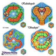 Tutorial Snakepit Kaleidocycle incl. Basic Tutorial (download link per e-mail)