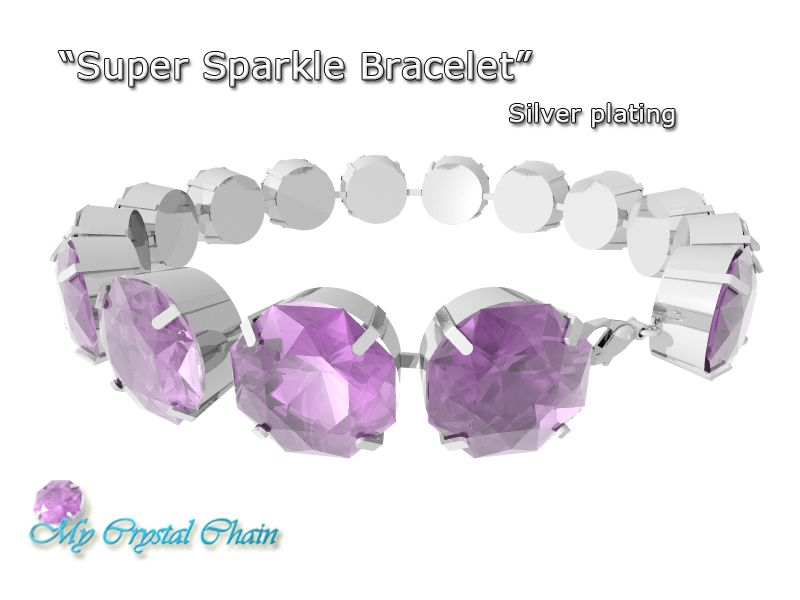 Super Sparkle Bracelet Kit