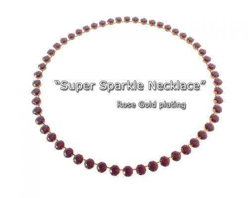Super Sparkle Necklace Kit Rose Gold